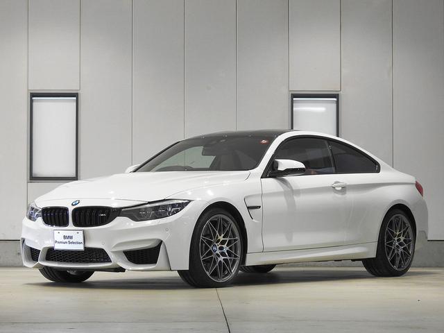 BMW M4クーペ コンペティション