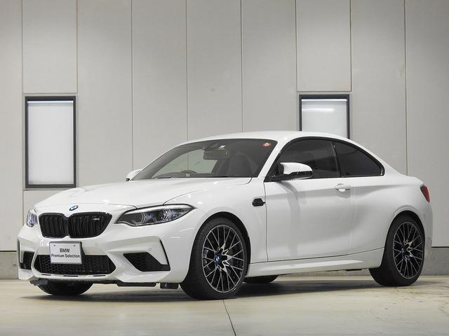 BMW M2 コンペティション レザーシート 禁煙車 認定中古車