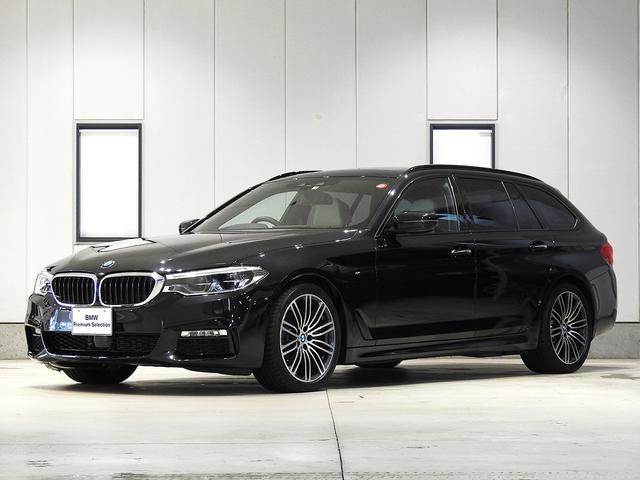 BMW 5シリーズ 523dツーリング Mスポーツ ハイラインパッケージ 禁煙