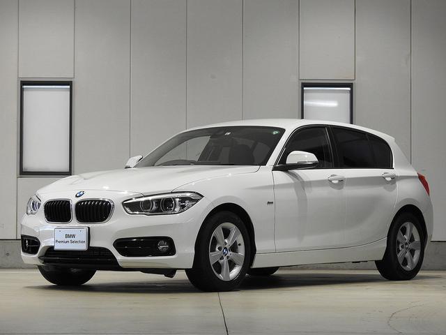 BMW 118i スポーツ 2年保証 ドライビングアシスト 認定中古車