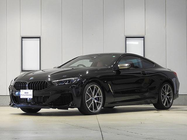 BMW M850i xDriveクーペ レーザーライト リバースアシスト アダプティブMサス 認定中古車