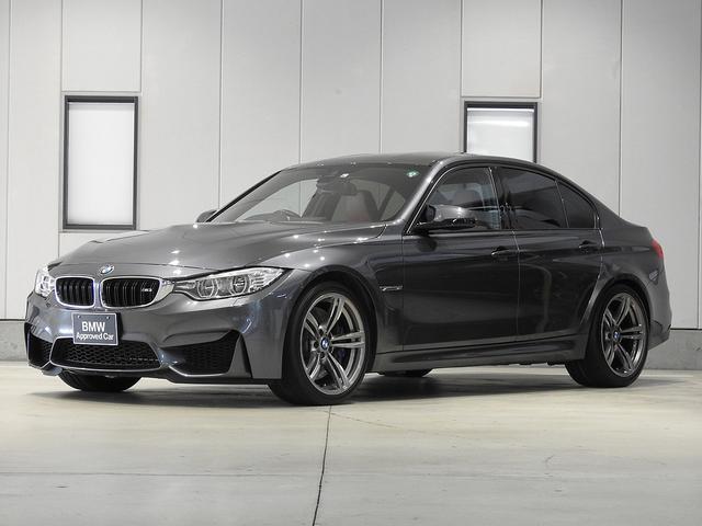 BMW M3 M3 サキールオレンジレザーシート 地デジ 認定中古車