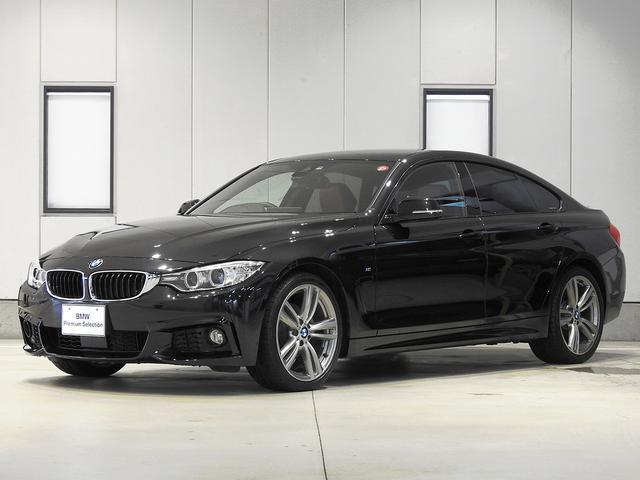 BMW 420iグランクーペ Mスポーツ 2年保証 レザーシート アクティブクルーズコントロール 認定中古車