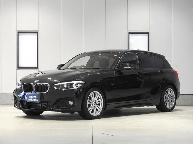 BMW 120i Mスポーツ ドライビングアシスト ワンオーナー 禁煙車 認定中古車