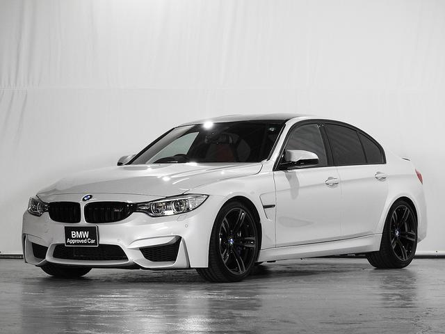 BMW M3 地デジ リアカメラ 電動レザーシート シートヒーター クルーズコントロール 前後障害物センサー カーボンリアスポイラー 禁煙