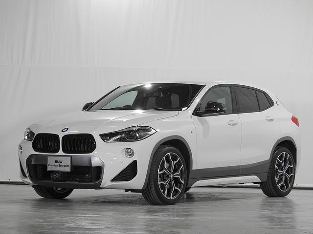 BMW sDrive 18i MスポーツX SOSコール リアカメラ 縦列駐車アシスト ドライビングアシスト 前後障害物センサー LED 19inアルミ 禁煙 認定中古車