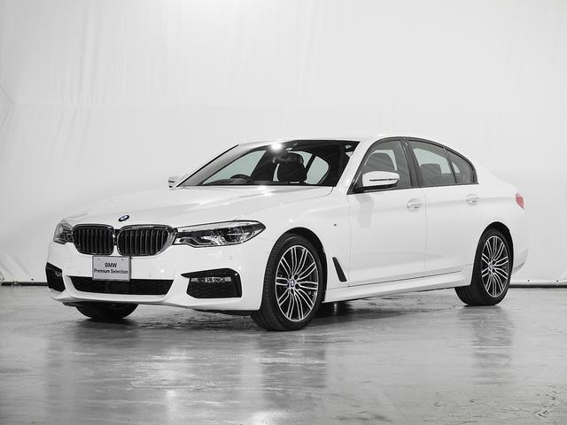 BMW 523i Mスポーツ CD HDDナビ 地デジ 全周囲カメラ ACC 電動シート&リアゲート 駐車アシスト ドライビングアシスト 前後センサー 19インチAW アダプティブLED ワンオーナー 禁煙 認定中古車