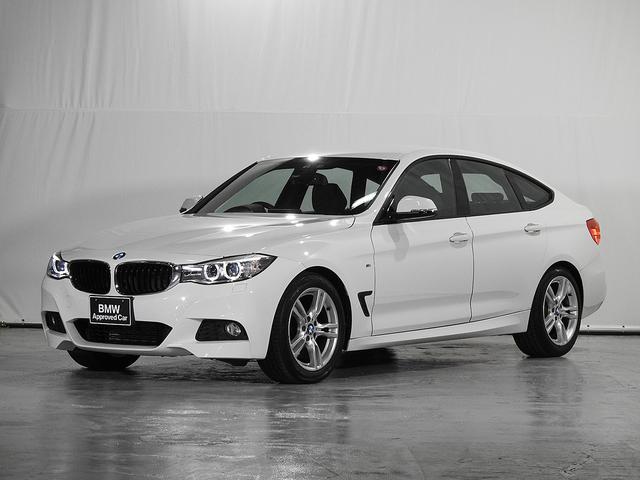 BMW 320iグランツーリスモ Mスポーツ HDDナビ リアカメラ&センサー 電動レザーシート シートヒーター 電動リアゲート クルーズコントロール ドライビングアシスト キセノン 18inAW 1オーナー 禁煙 認定中古車