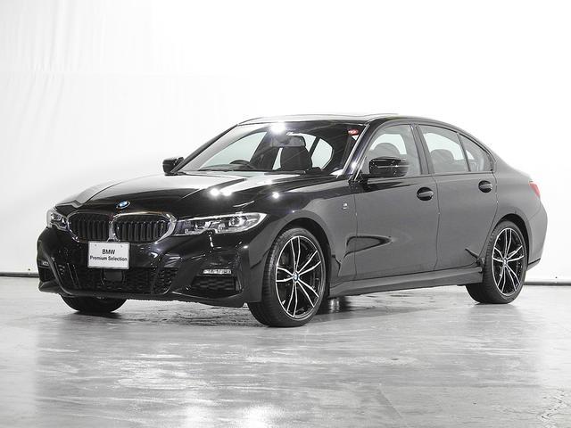 BMW 320d xDrive Mスポーツ HDDナビ F&S&Rカメラ サンルーフ 19AW シートヒーター ACC ドライビングアシスト 後退アシスト 駐車アシスト 前後センサー LED ワンオーナー 認定中古車