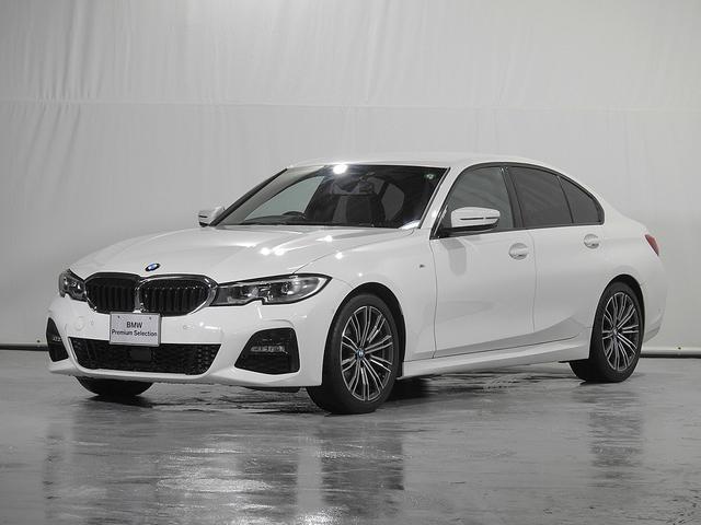 BMW 3シリーズ 320i Mスポーツ HDDナビ リアカメラ 電動レザーシート シートヒーター ドライブレコーダー 電動リアゲート ワイヤレス充電 ドライビングアシスト ACC 駐車アシスト 18インチAW 禁煙 認定中古車