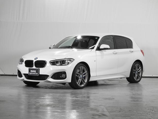 BMW 118d Mスポーツ HDDナビ リアカメラ 前後センサー 駐車アシスト 18インチAW クロス&アルカンタラシート ドライビングアシスト クルーズコントロール ファストトラックPKG LED 認定中古車