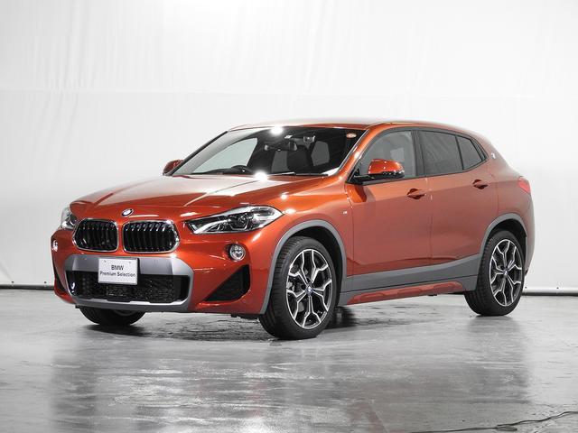BMW sDrive 18i MスポーツX HDDナビ リアカメラ 電動革シート 19インチAW 純正ドライブレコーダー ACC ヘッドアップD シートヒーター 駐車アシスト ドライビングアシスト 前後センサー 禁煙 認定中古車