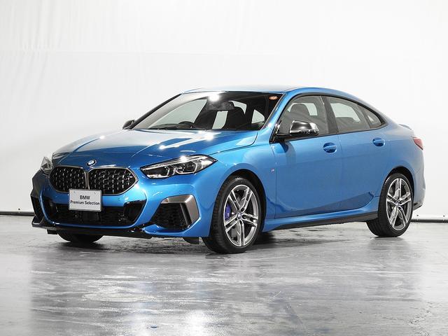 BMW M235i xDriveグランクーペ HDDナビ シートヒーター 電動シート 18inAW ACC ドライビングアシスト ワイヤレス充電 リアカメラ 前後センサー 駐車アシスト 後退アシスト LED 認定中古車