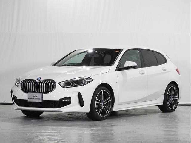 BMW 1シリーズ 118i Mスポーツ HDDナビ ACC 電動リアゲート 純正ドラレコ ナビゲーションPKG リアカメラ&前後センサー 駐車アシスト 後退アシスト ワイヤレス充電 18インチAW 認定中古車