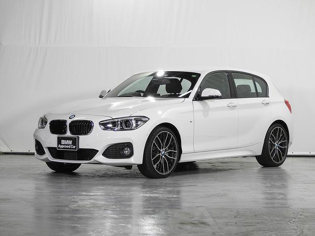 BMW 1シリーズ 118d Mスポーツ HDDナビ レザーシート シートヒーター 19インチAW ドライビングアシスト アクティブクルーズC リアカメラ&センサー 駐車アシスト LEDヘッドライト 認定中古車