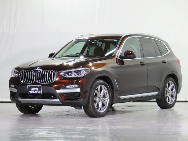 BMW X3 xDrive 20d Xライン 革シート Fシートヒーター Aベンチレーションシート サンルーフ ドラレコ 全周囲カメラ 前後センサー 駐車アシスト+ Dアシスト+ 地デジ HUD 1オーナー 認定中古車