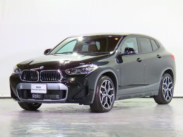 BMW xDrive 20i MスポーツX 電動革シート Fシートヒーター ACC HDDナビ リアカメラ 前後センサー ドライビングアシスト+ 駐車アシスト ヘッドアップD 電動リアゲート 認定中古車