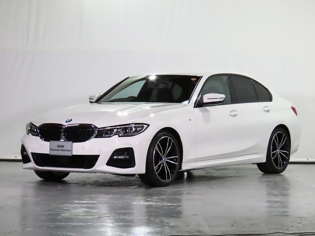 BMW 320i Mスポーツ 革シート Fシートヒーター 1オーナー 禁煙 HDDナビ リアカメラ 前後センサー ドライビングアシスト 駐車アシスト ACC 後退アシスト HUD 19AW 認定中古車