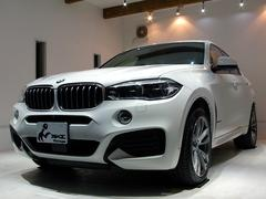 BMW X6xDrive 50i Mスポーツ 左ハンドル 禁煙1オーナー