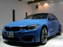 BMWM3 7速M−DCT 白革 19AW カーボントリム LED