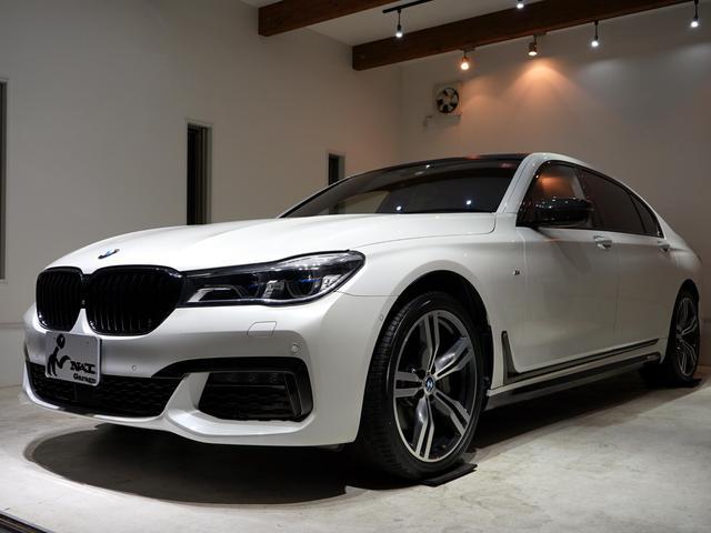 7シリーズ(BMW) 740Li Mスポーツ 中古車画像
