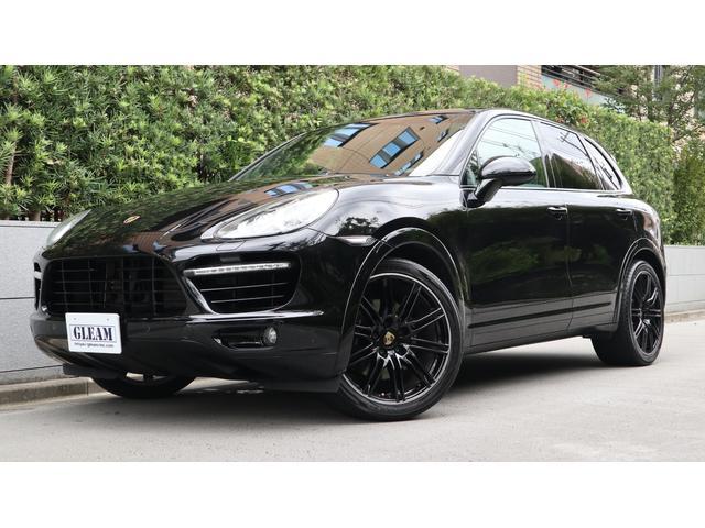 ポルシェ 左H V6 ティプトロニックS 4WD turbo仕様 21インチAW ブラックエクステリア カーボンインテリア LEDインテリア アルカンターラルーフライニング サンルーフ