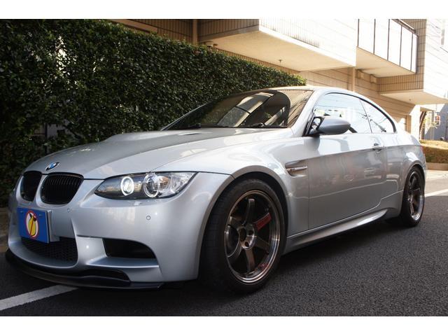 BMW M3クーペ ディーラー車 右ハンドル 6MT カーボンルーフ