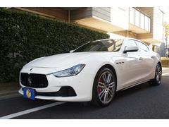 マセラティ ギブリS スカイフック カーボン内装 20AW 買取直販車