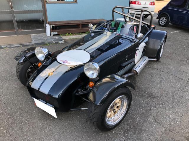 「ケータハム」「ケータハム スーパー7」「オープンカー」「東京都」の中古車