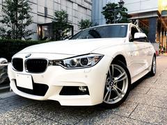 BMW320d Mスポーツ サンルーフ 純正HDDナビ ETC