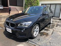 BMW X1sDrive 18i Mスポーツ 純正ナビ スマートキー