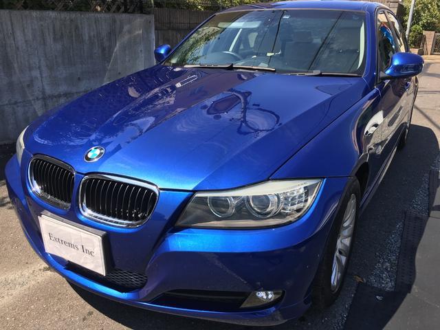 BMW 320i ハイラインパッケージ ベージュ革 純正ナビ