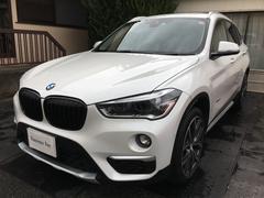 BMW X1xDrive 18d xライン 4WD ディーラー整備車輌