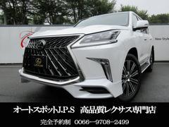 LXLX570 4WD 新型New2018y 特別仕様TRD