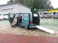 NV200バネットワゴン16S スロープ・助手席スライドアップ 7人乗 車椅子1脚