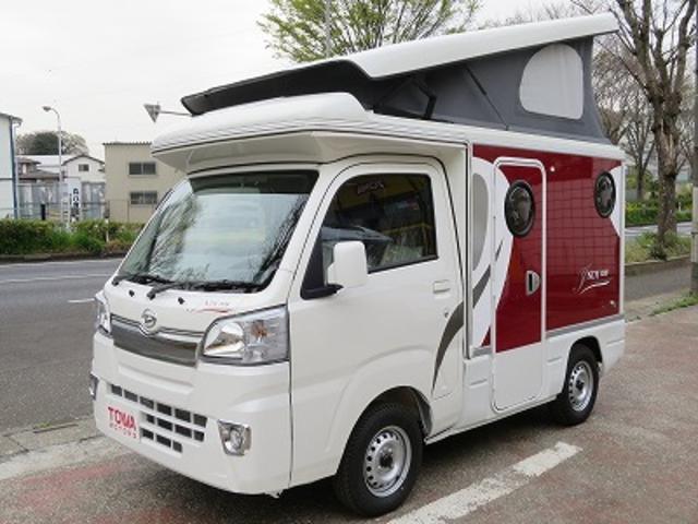 ダイハツ インディ108 PVC家具 キャンピングカー