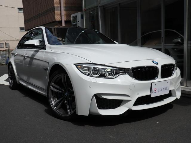 BMW M3 アダプティブMサスペンション メーカー保証1年付き
