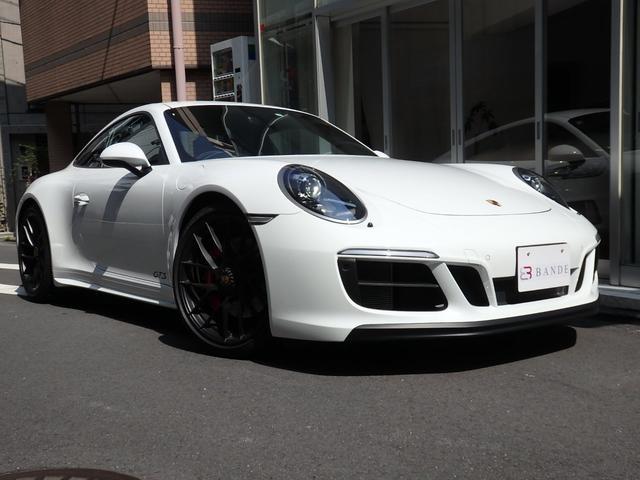 ポルシェ 911カレラGTS GTステアリング マルチファンクション