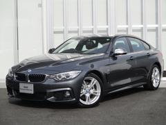 BMW420iグランクーペMスポーツ レーンチェンジW ACC