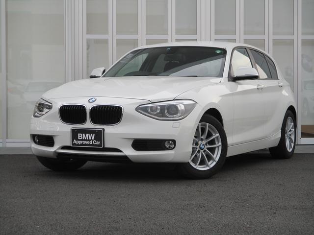 BMW 120i地デジ付社外ナビ 電動シート コンフォートアクセス