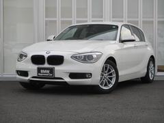 BMW120i地デジ付社外ナビ 電動シート コンフォートアクセス