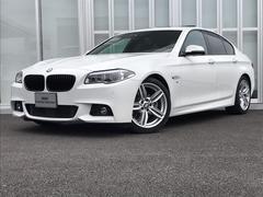 BMW528iMスポーツ 左ハンドル サンルーフ 19インチAW