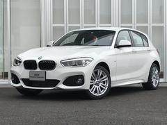 BMW118iMスポーツ 新車保証付 LEDライト Cコントロール