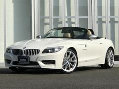 BMW Z4 sDrive35is ベージュレザー 19インチAW 地デジ
