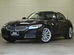 BMW Z4sDrive23iハイライン ベージュ革 1年認定中古車保証