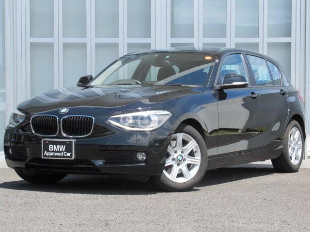 BMW 116i 1.6LターボEG  純正HDDナビ ETC