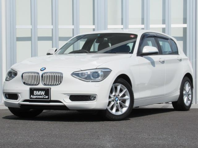 BMW 116i スタイル 純正HDDナビ ETC Rカメラ 禁煙