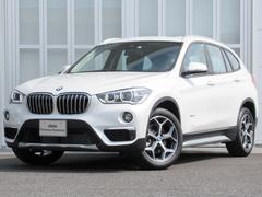 BMW X1xDrive 18d xライン セレクトパッケージ Gルーフ