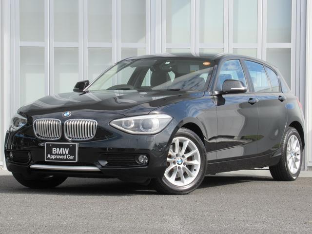 BMW 116i スタイルプラス HDDナビ Rカメラ ETC 禁煙
