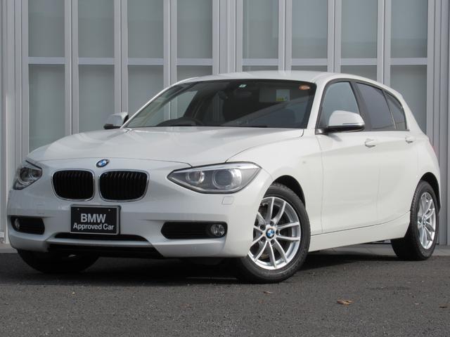 BMW 116i 純正HDDナビ キセノンライト ETC 1オナ禁煙